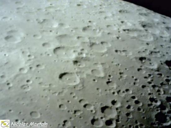 Pôle lunaire (photo Nicolas Mastain - O.E.L)