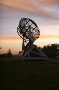 Radiotélescope Würzburg (image Wikipédia)